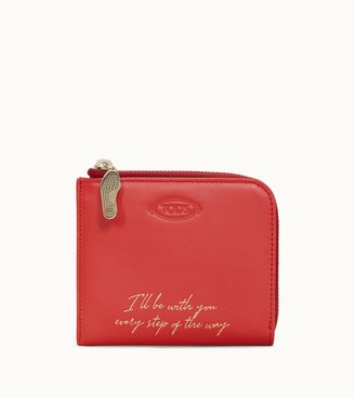 Tod's Coin Purse in Leather