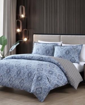 City Scene Milan King Comforter Set Bedding