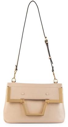 Fendi Small Leather Top Handle Bag