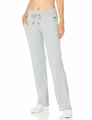 Calvin Klein Women's Premium Performance Thermal Wide Leg Pant