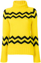 Joseph turtle neck jumper - women - Lambs Wool - S