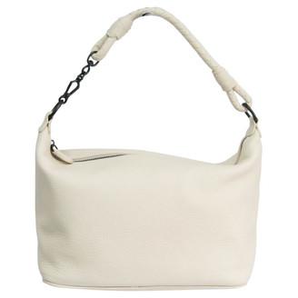 Bottega Veneta White Leather Handbags