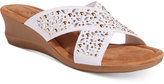 Impo Gypsy Embellished Wedge Sandals Women's Shoes