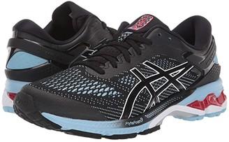Asics GEL-Kayano(r) 26 (Black/Heritage Blue) Women's Running Shoes