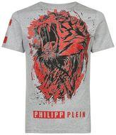 Philipp Plein Roaring Lion T-shirt