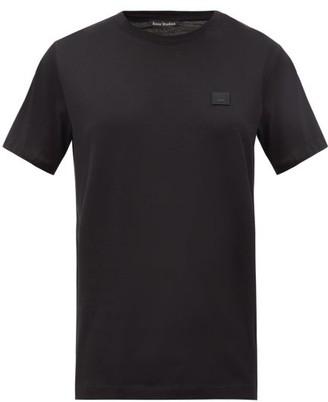 Acne Studios Ellison Cotton T-shirt - Black