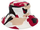 Burberry Camouflage Bucket Hat