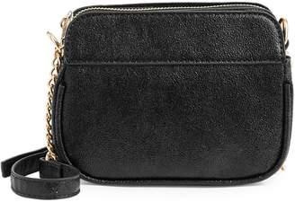 Design Lab Top Zip Crossbody Bag