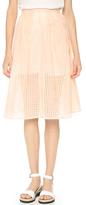 BB Dakota Jack by Clarice Pleated Skirt