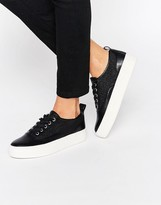 Carvela Jett Flatform Sneakers