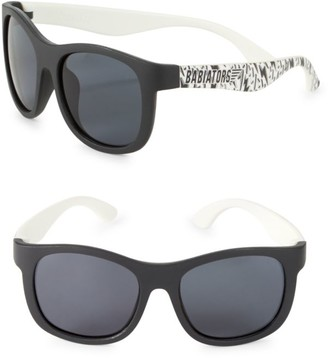 Babiators Kid's 45MM Navigator Lightening Wayfarer Sunglasses