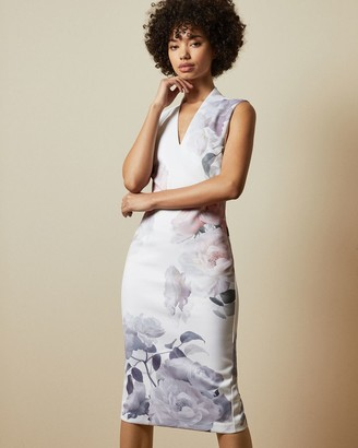 Ted Baker Bouquet Bodycon Dress