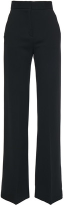Antonio Berardi Crepe Flared Pants