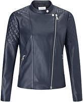 Jigsaw Napa Leather Biker Jacket