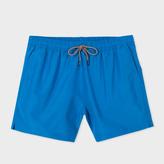 Paul Smith Men's Sky Blue Swim Shorts