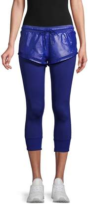 adidas by Stella McCartney Performance Essential Shorts Over Tights