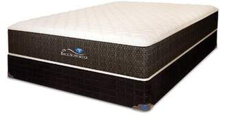 "Spring Air Triumph 23.25"" Plush Hybrid Mattress Mattress Size: Twin"