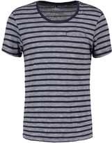 Blend of America Print Tshirt navy