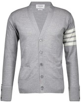 Thom Browne Cardigan in fine merino wool