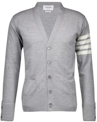 Thom Browne Cardigan in fine merino wool