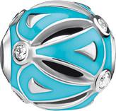 Thomas Sabo Ethno Turquoise sterling silver karma bead