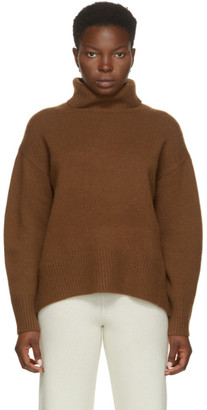 arch4 Brown Cashmere Worlds End Turtleneck