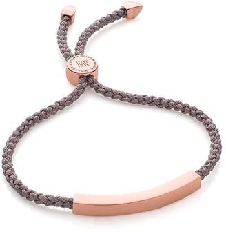 Monica Vinader Linear Mink bracelet