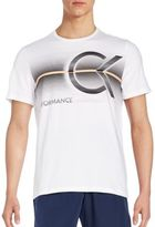 Calvin Klein Linear Performance Tee