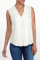 NYDJ Solid Shell Top