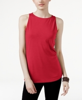 INC International Concepts Petite Boat-Neck Top, Created for Macy's