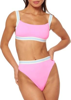 Dolce Vita The Boxer Bikini Top