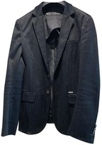 DSQUARED2 Black Polyester Suits