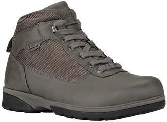 Lugz Mens Zeolite Mid Water Resistant Slip Resistant Work Boots