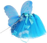Candy Bows Princess Fairy Set In Various Colours