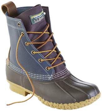 L.L. Bean L.L.Bean Women's Limited Edition Colourblock Bean Boots