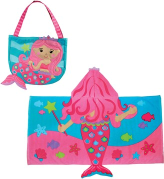 Stephen Joseph Beach Tote, Hooded Towel & Toys
