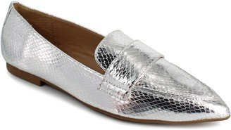 Esprit Pointed Toe Loafers - Jaine