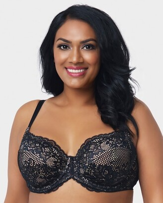 Soma Intimates Beautiful Bliss Lace Unlined Bra
