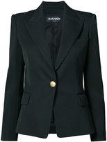 Balmain tailored slim-fit jacket