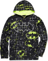 Novelty T-Shirts Novelty Long-Sleeve Batman Hoodie - Boys 8-20