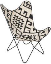 Kilim Wing Chair