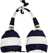 Vix Swimwear ViX Malawi stripe bikini top
