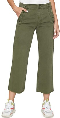 Sanctuary Skipper Chino (Light Aged Green) Women's Casual Pants