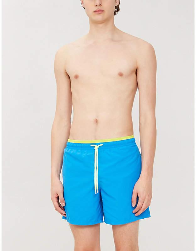 f2439498 Moka colour-blocked swim shorts