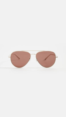 Oliver Peoples Casse Sunglasses