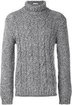 Etro cable-knit jumper - men - Cashmere/Wool - M