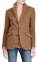 Polo Ralph Lauren Wool Long Sleeve Blazer