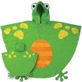 Stephen Joseph Rain Poncho - Green Frog