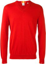 Paul Smith classic v-neck jumper - men - Cotton - S