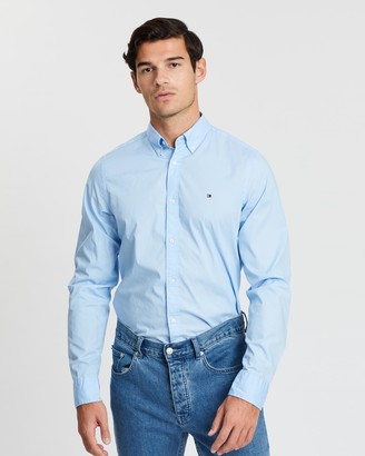 Tommy Hilfiger Core Stretch Slim Poplin Shirt